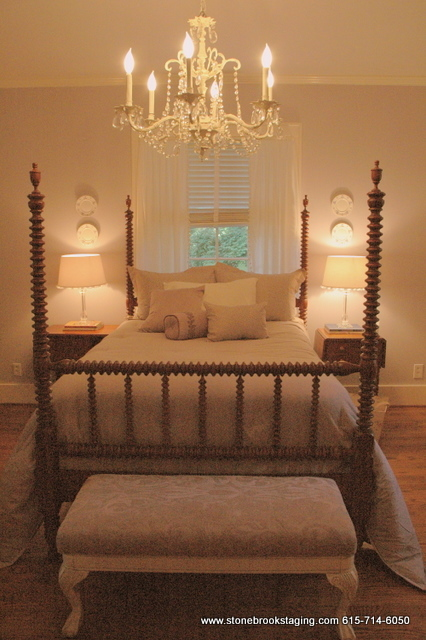 Gustavian Dream Bedroom