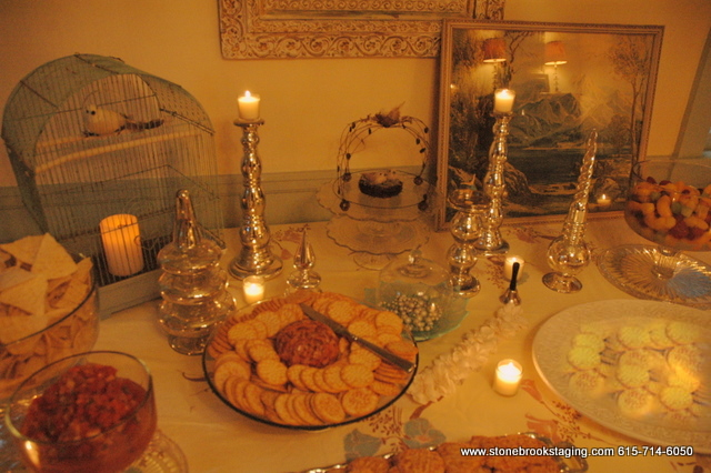Tablescape Close-Up