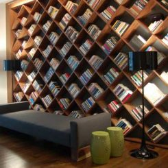 Rethinking Bookcases