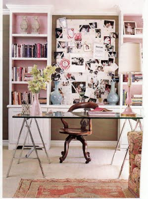 Ruthie Sommers glam office