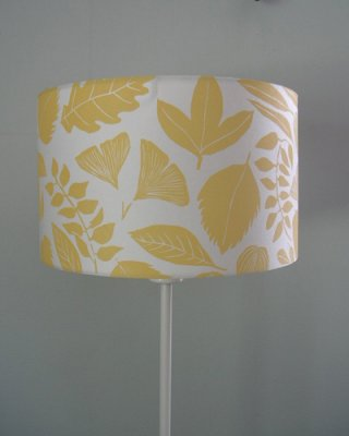 Update with lampshades the decorologist leaf lamp shade via etsy 40 aloadofball Images