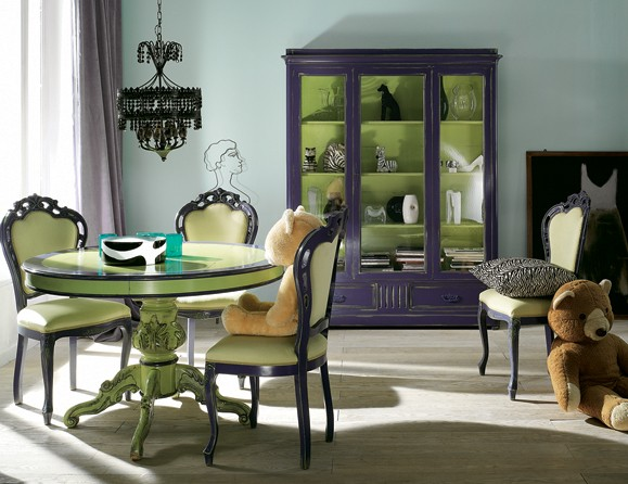 purples lavenders and blues the decorologist