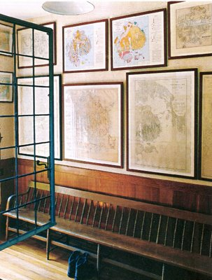 Decorating With Maps The Decorologist