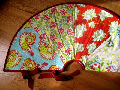 tree skirt from noodlehead