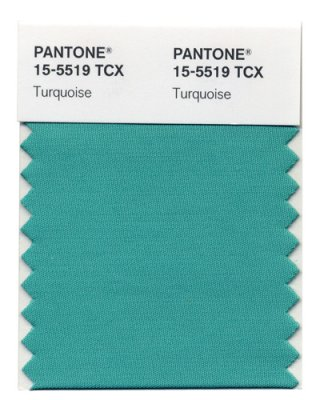 pantone turquoise color of the year via elle decor