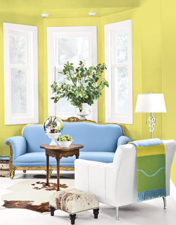 blue and yellow living rooms a fresh take on yellow and blue decorating the decorologist 21591