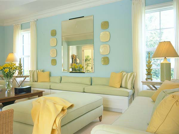 Well light blue gray color paint living room as well blue living room