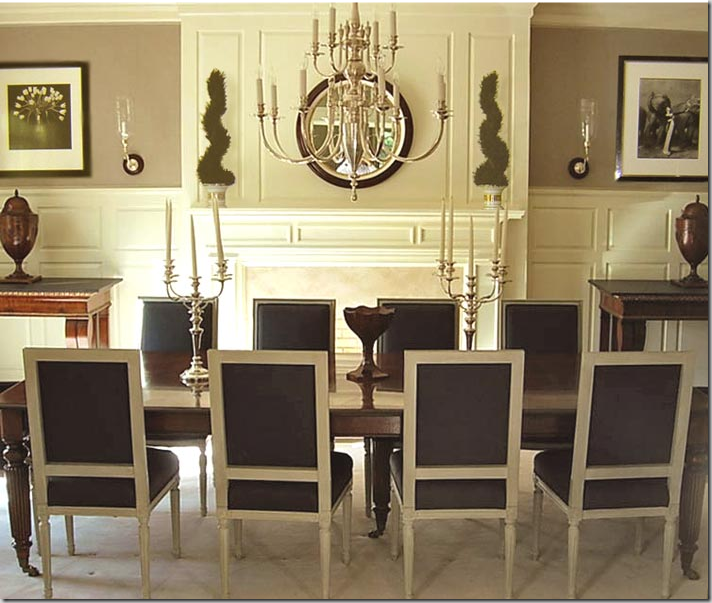 How symmetry can bring you peace the decorologist for Symmetrical interior design
