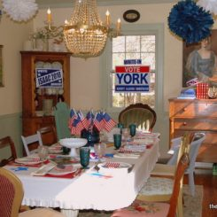 Dinner with Dead Presidents – A Patriotic Dinner