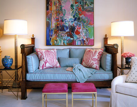 Pink Turquoise It S A Festivus Miracle The Decorologist