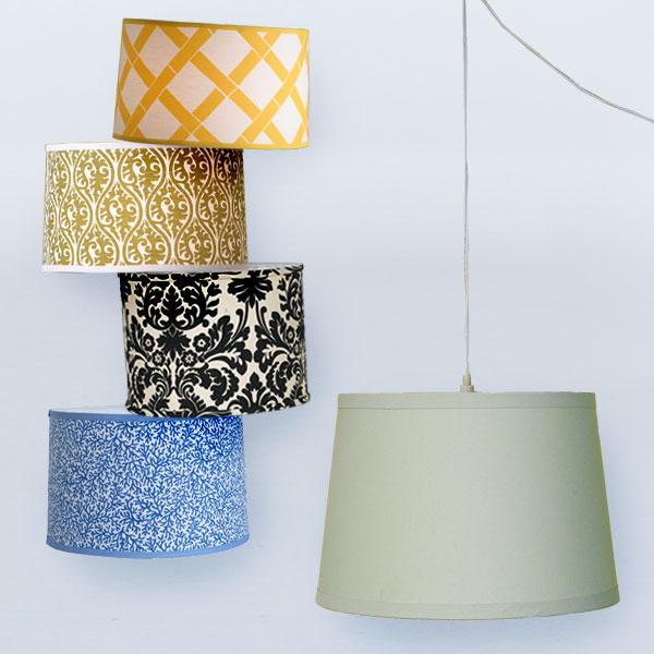 How To Hang A Drum Shade The Decorologist
