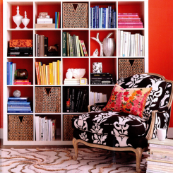 IKEA Bookcases – So Many Ways to Use Them!