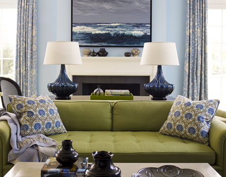 Obsessed With Blue Amp Green The Decorologist