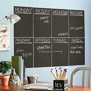 get this peel and stick chalkboard here