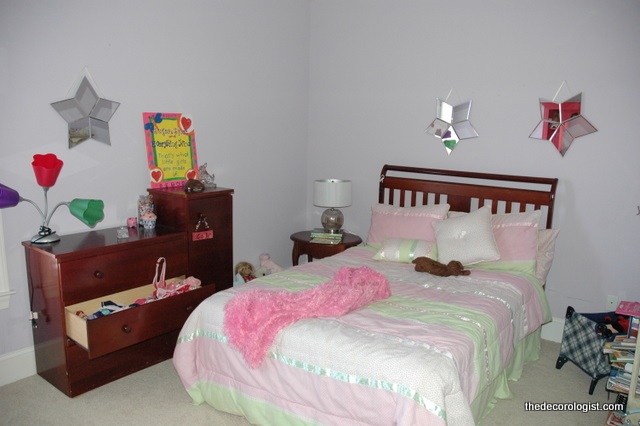 The Decorologist Makes Over a 7-Year-Old\'s Bedroom - The Decorologist