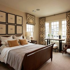 Nashville Decorator Reveals Design Secret for Hanging Window Treatments