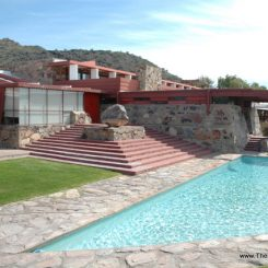 Taliesen West & The Cocky Genius of Frank Lloyd Wright