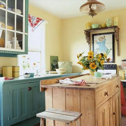 Nashville color expert announces 2012 color of the year for Blue and yellow kitchen decorating ideas