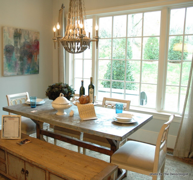 Southern Living Showhouse Breakfast Room