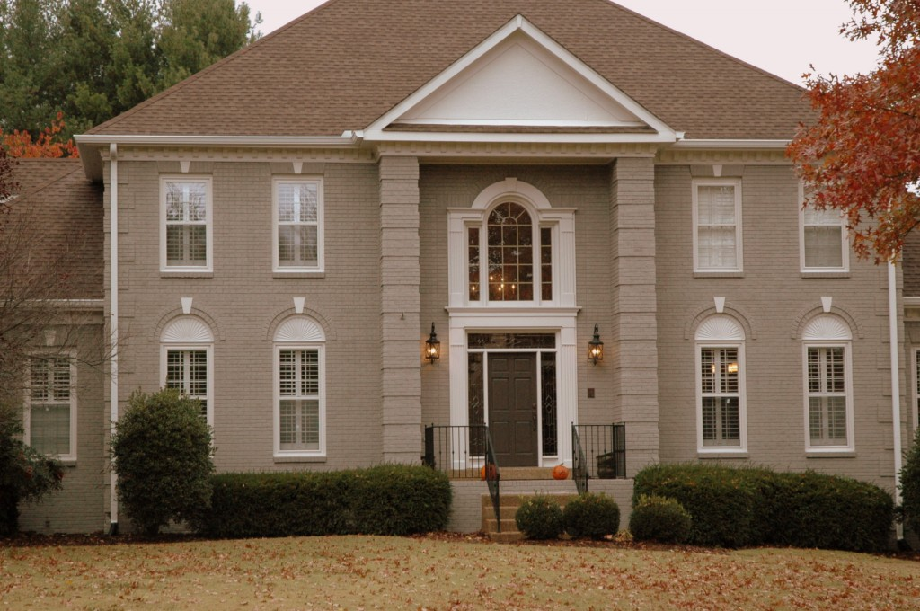 The RealLife Results Of A Virtual Exterior Paint Color Consultation Cool Exterior Home Remodel Painting