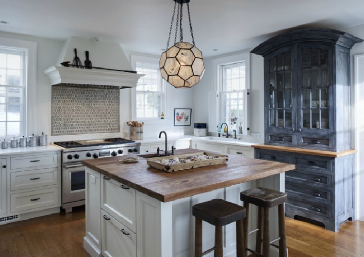 Why white kitchen cabinets are the right choice the for Why are cabinets so expensive