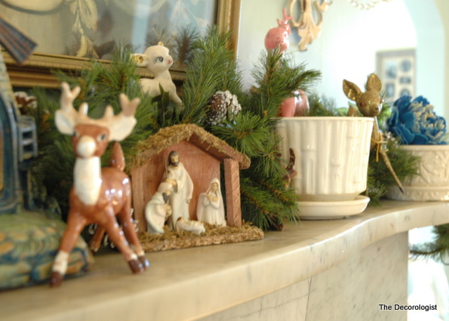 mantel mantle