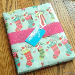 Simple Tip for Christmas Gift Wrapping
