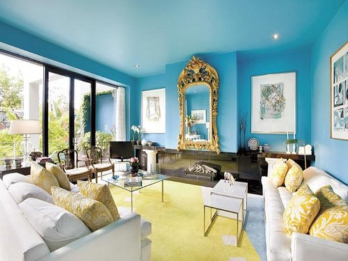 ceiling colors for living room proof that colors read lighter on the ceiling the 21021