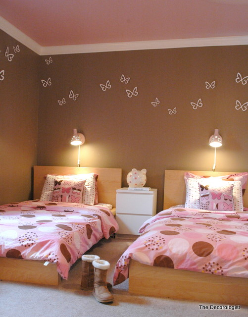 ikea pink bedroom a child s room design with ikea amp the decorologist the 11872