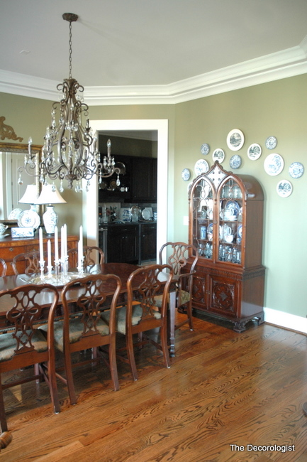 green dining decorologist