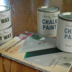 All the Rage:  Annie Sloan's Chalk Paint