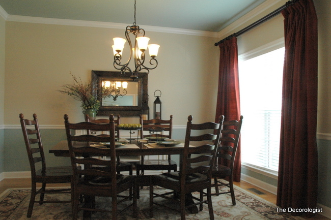 Decorologist. Dining Room After