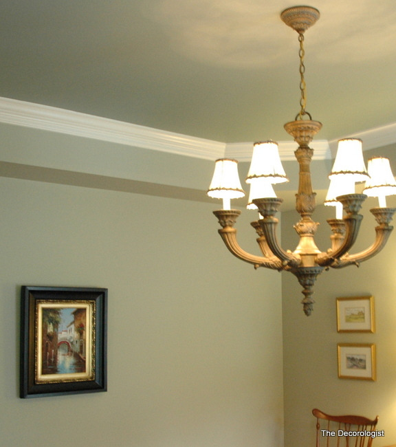 Tray Ceiling Paint: Taming The Tray Ceiling