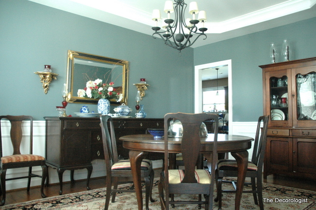 Templeton Gray Dining Room After