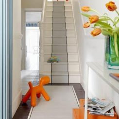 When to Paint the Staircase