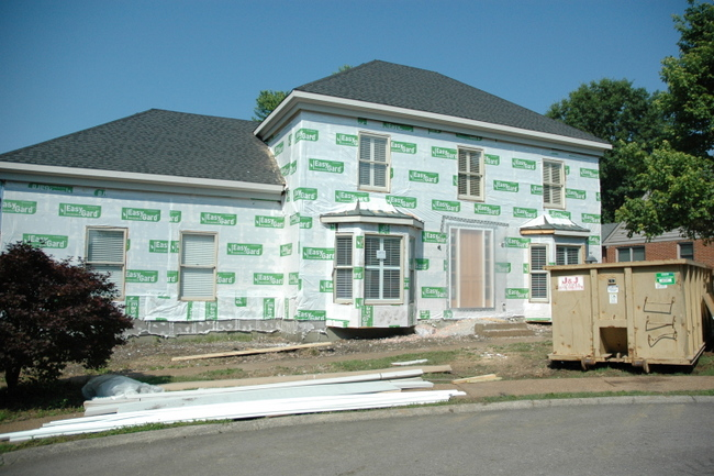 Painting the exterior of your home how color placement for Change exterior of house