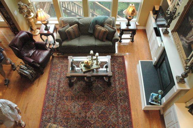 Balancing Your Living Room Furniture Arrangement The Decorologist