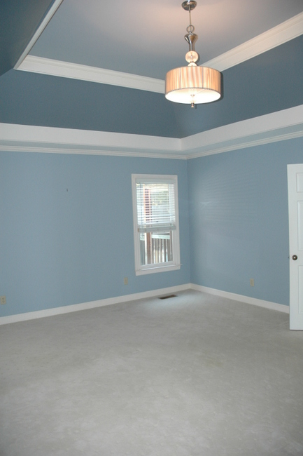 Is the placement of your paint color making you look old for How to paint a bedroom ceiling