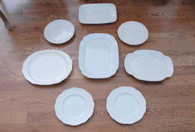 plate grouping