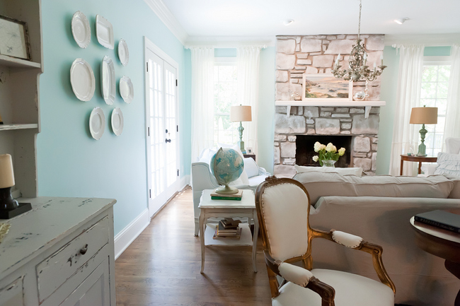 shabby chic beachy