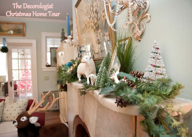 decorologist christmas home tour