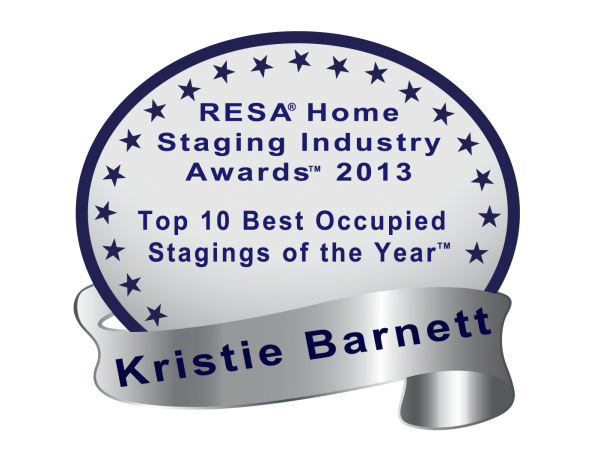 home staging award