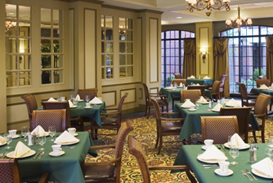 the cumberland nashville dining room
