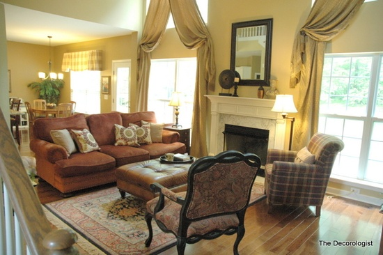 What size area rug do you need the decorologist Where to place area rugs in living room