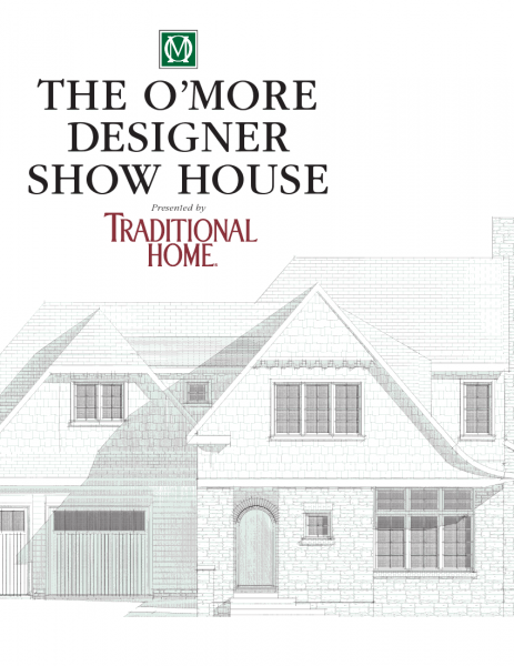 showhouse 463x600 Exclusive Sneak Peak of Traditional Home and OMore Designer Show House