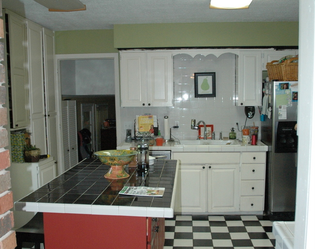 painted kitchen cabinet colors can you paint kitchen cabinets two colors in a small 3979