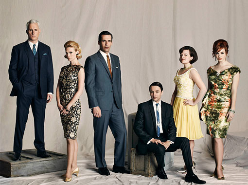 MADMEN CAST Mad Men Decor in Todays Home