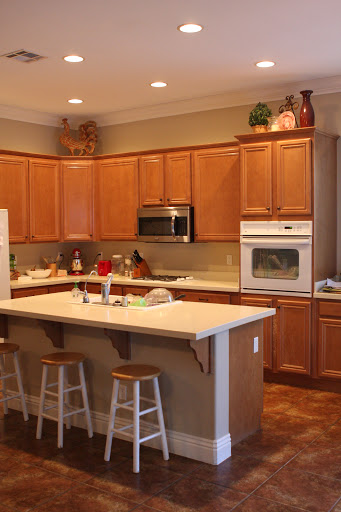 Wave Bye Bye To Your Builder Basic Kitchen The Decorologist