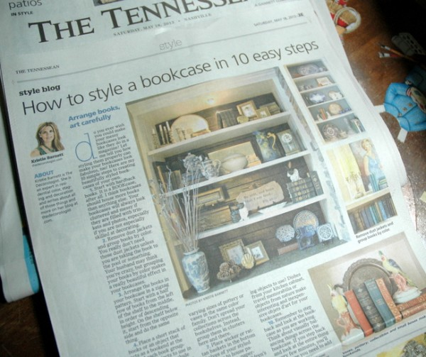 the decorologist in the tennessean