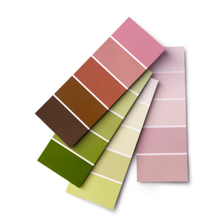 Strategies for Choosing Paint Colors